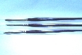 Kolinsky Brush Fast Set #8 Black Handle